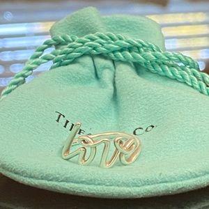 Tiffany & Co. Paloma Graffiti Love Ring